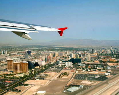 las vegas deals flight and hotel